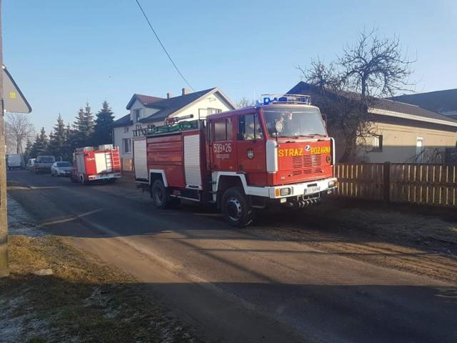 Tragedia we wsi Góra! Nie żyje  68-letni mężczyzna