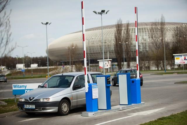 Krakow Decathlon Wprowadzil Oplaty Za Parkowanie Zdjecia