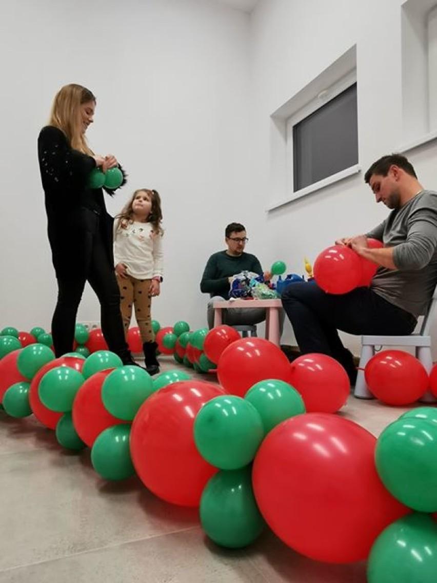 Magiczne Komnaty i największa w regionie balonowa dekoracja. Tak będzie wyglądała Chatka Świętego Mikołaja w Janowie (zdjęcia)