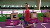Szymon Sowiński ze Startu Zielona Góra zdobył srebrny medal igrzysk paraolimpijskich w Tokio