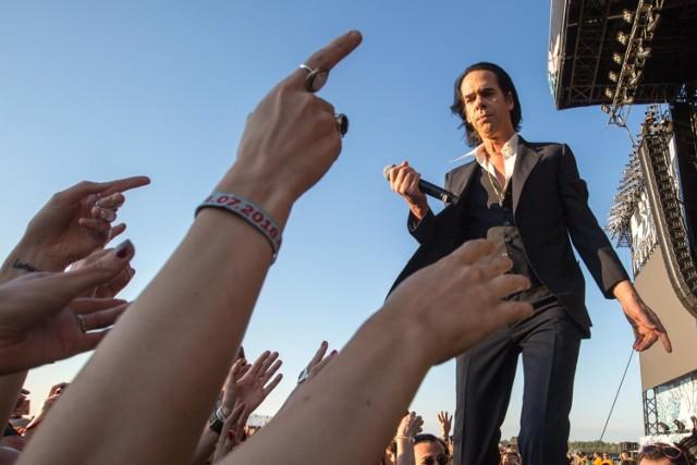 Nick Cave and The Bad Seeds na Open'erze 2018. Koncert w Arenie Gliwice odbędzie się w maju 2020. Sprawdź ceny biletów.