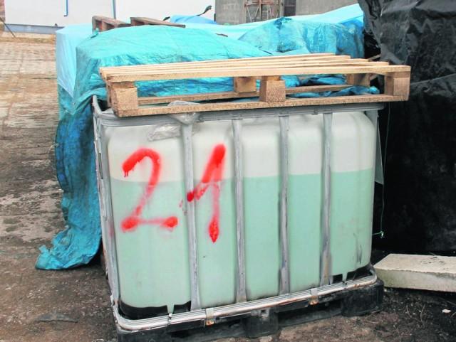 Z Brzegu i Pogorzeli wywieziono w sumie 608 ton niebezpiecznych chemikaliów.