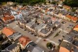 Szamotuły - zastanawialiście się jak nasze miasto wygląda z lotu ptaka? My już wiemy! [ZDJĘCIA]