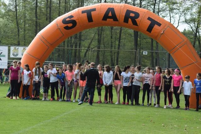 Ubiegłoroczne starty młodzieży podczas biegi Winanda Osińsikiego w Szczecinku