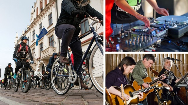 Kliknij na zdjęcie i zobacz, co można zrobić w Rzeszowie przez najbliższy weekend!