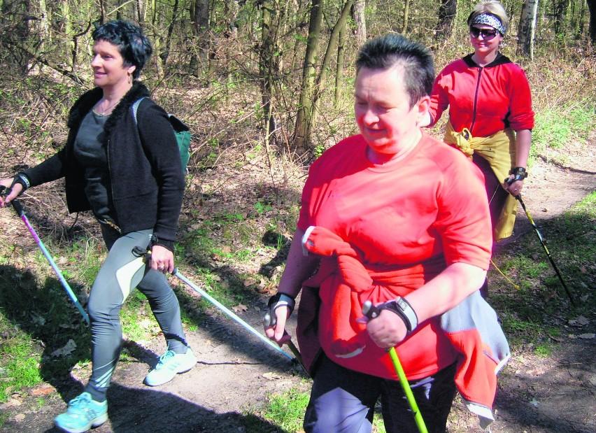 Nordic walking to nie tylko sposób na aktywne spędzanie...
