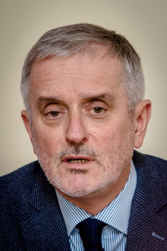 Roman Szełemej, prezydent Wałbrzycha od 2011 roku.
