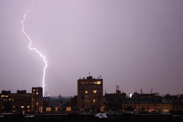 Pogoda w Bielsku-Białej, czyli dzisiaj spodziewajmy się gwałtownych burz.