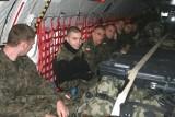 Malbork. Żołnierze odlecieli do Kosowa