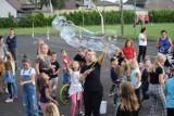 Animacje dla dzieci z Agnieszką i Anią w Przyprostyni gmina Zbąszyń - 24.08.2021 [Zdjęcia]