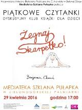 Piątkowe Czytanki - DKK dla dzieci