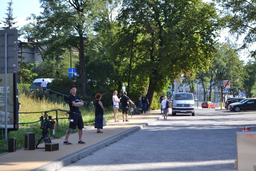 Serial Diagnoza w Rybniku: aktorzy są już w mieście