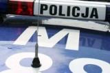 Dwie osoby zostały poszkodowane w wypadku na obwodnicy Kluczborka. Samochód osobowy zderzył się z dźwigiem