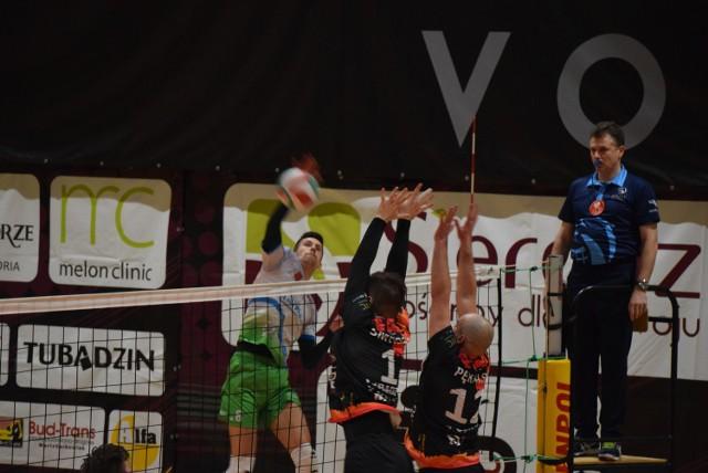 Tubądzin Volley pokonał WKS Wieluń 3:1