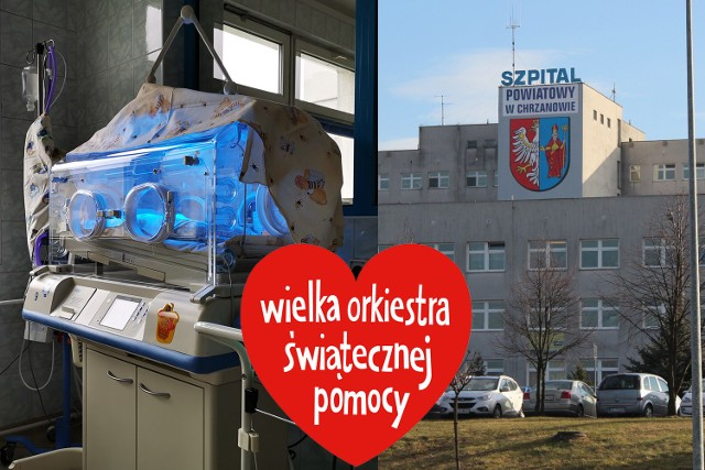 Sprzęt za ponad 1,4 mln zł trafił do Szpitala Powiatowego w Chrzanowie
