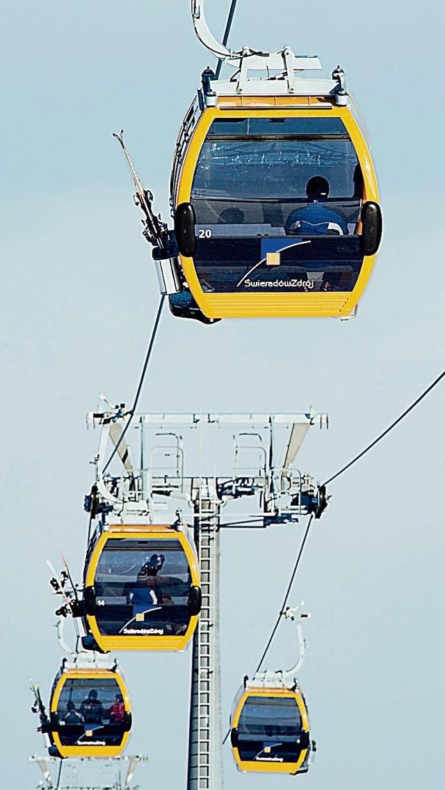 Świeradów-Zdrój wyrasta na prawdziwą stację narciarską