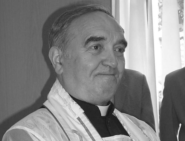 Ksiądz Zbigniew Regliński