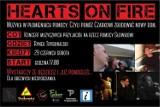 Koncert charytatywny dla pana Czarka i jego mamy, którzy stracili dobytek w pożarze