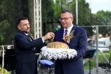 Dożynki gminy Warta w Rossoszycy. Było konkurs wieńców dożynkowych ZDJĘCIA