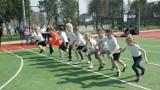I Międzyszkolne Zawody Lekkoatletyczne w SP 6 w Zduńskiej Woli [zdjęcia]