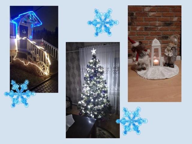 Mieszkańcy Brodnicy i okolic przyozdobili swoje domy na święta Bożego Narodzenia