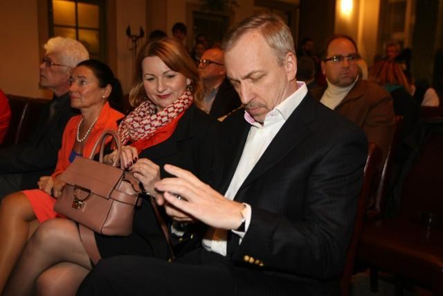 Czy Barbara i Bogdan Zdrojewscy wystartują w jesiennych wyborach?