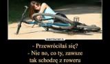 Wiosna, czas na rowery! MEMY o rowerzystach. Te żarty najbardziej śmieszą kierowców