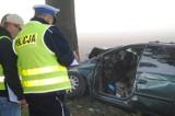 Tragiczny wypadek koło Niechanowa. Nie żyje znany lekarz Roman Serafinowski