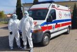 """Zabrze: Specjalny """"wymazobus"""" pomoże przeprowadzać większą ilość testów na obecność koronawirusa wśród mieszkańców miasta"""
