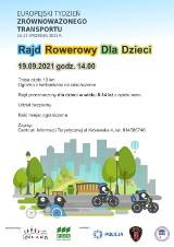 Europejski Tydzień Zrównoważonego Transportu w Puławach, na mieszkańców czeka wiele atrakcji!