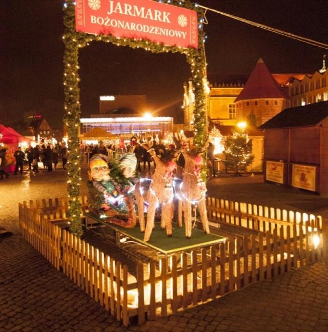 Już od 5 grudnia, tradycyjnie na Targu Węglowym swoją ...