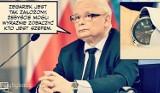 Zmiana czasu na zimowy MEMY Jarosław Kaczyński jesienią obrócił zegarek o 180 stopni. Internet komentuje modową wpadkę prezesa PiS