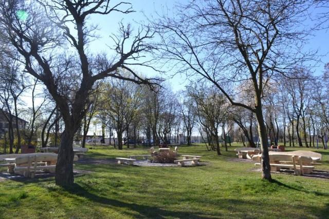 Park grillowy powstał ze środków BO 2015