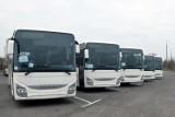 PKS Kluczbork ma pięć kolejnych nowych autobusów. W sumie jest ich 13 [wideo, zdjęcia]