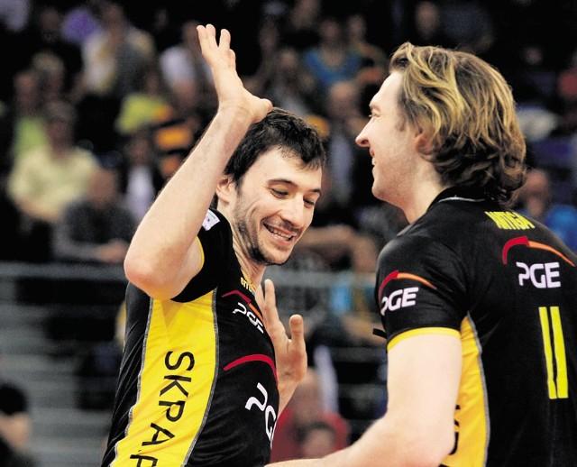 Miguel Falasca i Stephane Antiga mają powody do zadowolenia