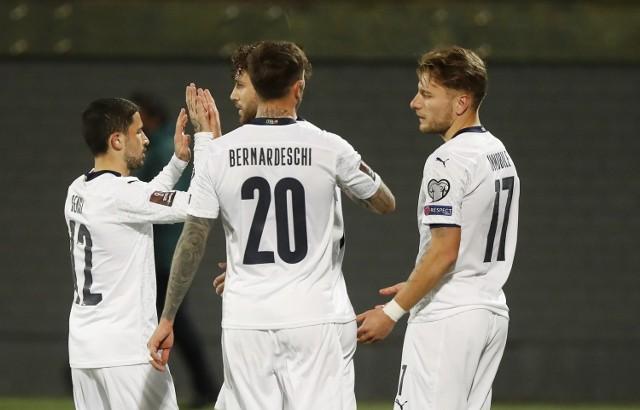 Włochy na Euro 2020. Murowani faworyci? [SKŁAD, TERMINARZ, SYLWETKA]