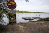 Czarne punkty wodne w Warszawie. W tych miejscach kąpiel jest ZAKAZANA