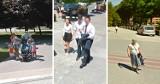Jak ubierają się oświęcimianie? Moda i stylizacje mieszkańców na ulicach Oświęcimia na zdjęciach z Google Street View [ZDJĘCIA]