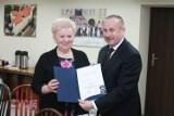 Krystyna Szczęsna wiceprzewodniczącą Gminnej Rady Seniora w Krotoszynie [ZDJĘCIA]