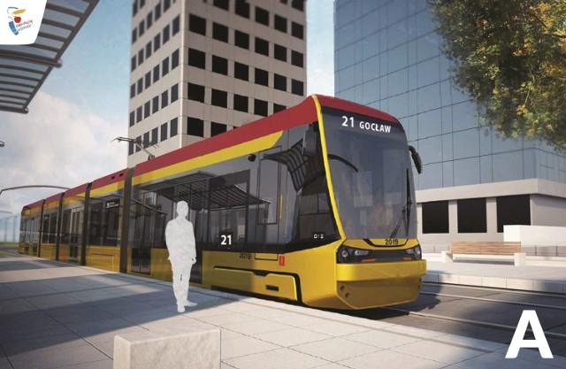 ZTM, nowe tramwaje w Warszawie. Możesz wybrać jak będą wyglądały