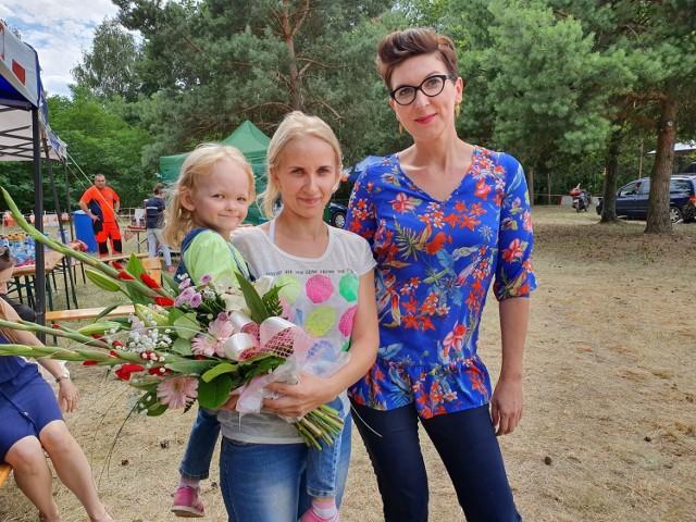 Podczas ostatniego pikniku rodzinnego w Gostchorzu na rzecz potrzebującej Hani udało się zebrać ponad 6 tysięcy złotych.