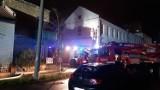 Tarnów. Groźny pożar w domu jednorodzinnym przy ulicy Polnej