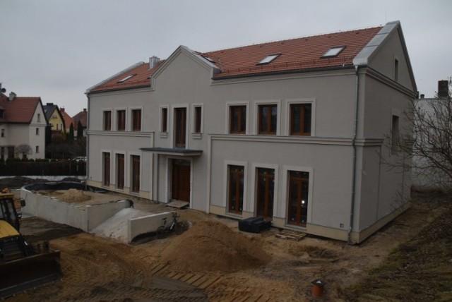 Parafia św. Michała Archanioła w Gnieźnie. Budowa plebanii jest na ukończeniu