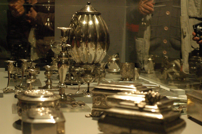 Wystawa W Muzeum Siedem Wieków Kaliskiego Złotnictwa Foto