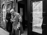 """Zmarł Ryszard Adamowicz. Miał 93 lata. """"Bardzo z Pawłem się kochali, są już razem"""""""