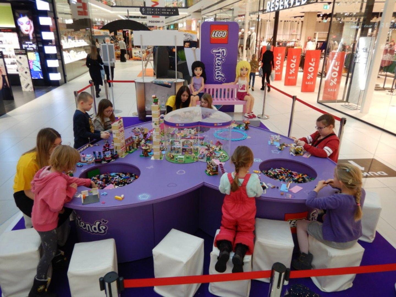 Trwają Kolorowe Ferie Z Lego Star Wars W Galerii Północnej W