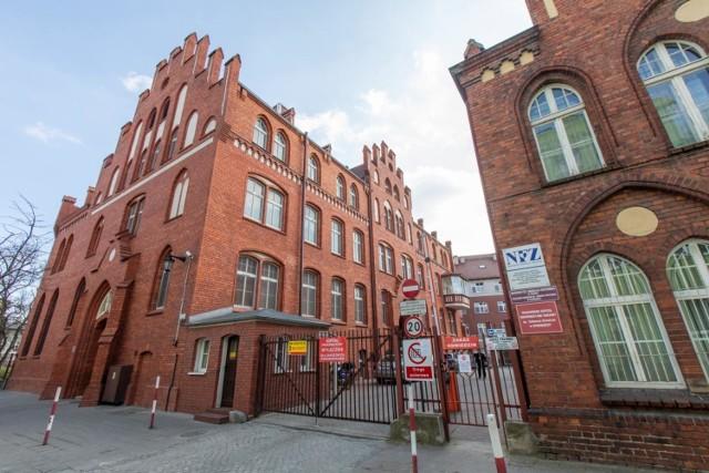 Jedna z lecznic, która otrzyma wsparcie jest Wojewódzki Szpital Obserwacyjno-Zakaźny w Bydgoszczy.