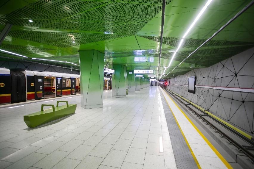 Wygląd wolskich stacji metra doceniony w Europie. Otrzymały nominację do prestiżowej nagrody architektonicznej