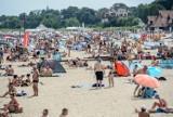 Rekordowy weekend pod względem temperatury. W Starogardzie Gd. termometry wskazały 33 st. C