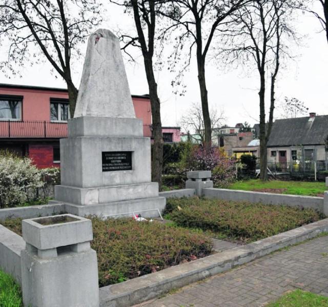 Na miejscu pomnika radzieckiego przy ulicy Powstańców Wielkopolskich w Szamotułach miałby stanąć pomnik upamiętniający 100-lecie wojny polsko - bolszewickiej